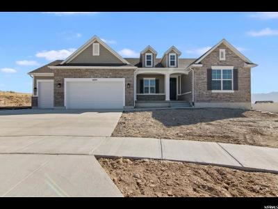 West Jordan Single Family Home For Sale: 8009 S Halehaven Ct