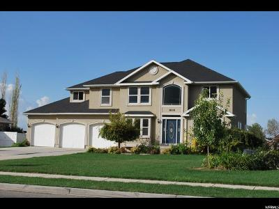 Kaysville Single Family Home For Sale: 1818 S Kay Dr