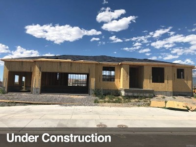 Lehi Single Family Home For Sale: 1168 W 660 N #18