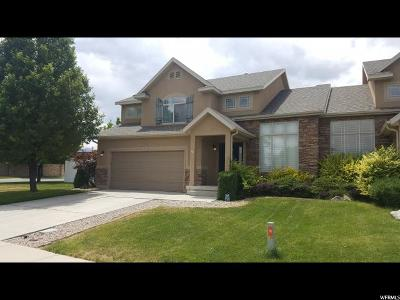 Herriman Single Family Home Under Contract: 13338 S Cedar Park Dr W