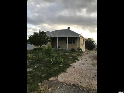 Payson Single Family Home Backup: 11968 S Sr 198