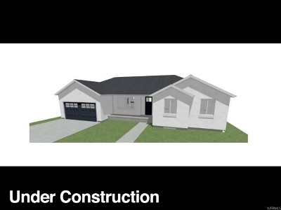 Lehi Single Family Home For Sale: 581 W 1730 N