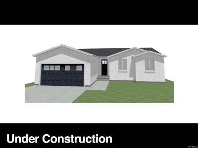 Lehi Single Family Home For Sale: 584 W 1730 N
