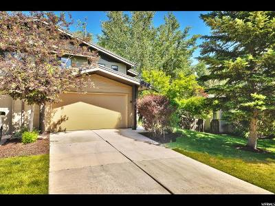 Park City Townhouse For Sale: 2603 Cottage Loop