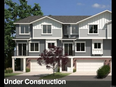 Riverton Townhouse Under Contract: 4202 W Silver Canyon Ct #230