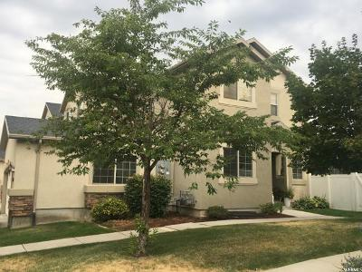 Lehi Townhouse For Sale: 2068 W 2180 N