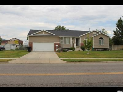 Syracuse Single Family Home For Sale: 1249 S 4000 W