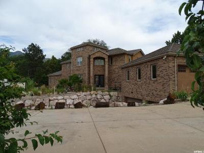 Holladay Single Family Home For Sale: 2114 E Fardown Ave