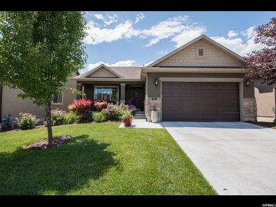 Orem Single Family Home Under Contract: 608 S 1870 W