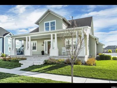 Kaysville Single Family Home For Sale: 295 N Autumn Cherry Way