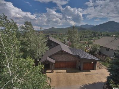 Park City Single Family Home For Sale: 8978 N Northcove Dr #58