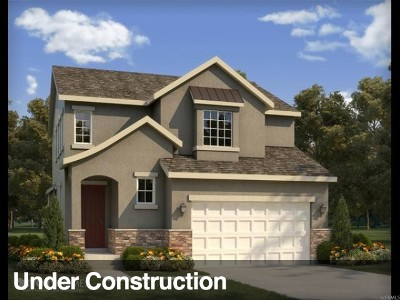 Provo Single Family Home Under Contract: 3139 W 1670 N