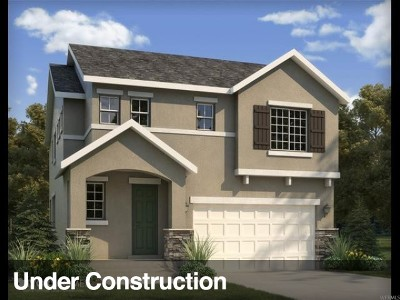 Provo Single Family Home Under Contract: 3179 W 1670 N