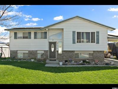 Orem Single Family Home Under Contract: 247 S 180 W