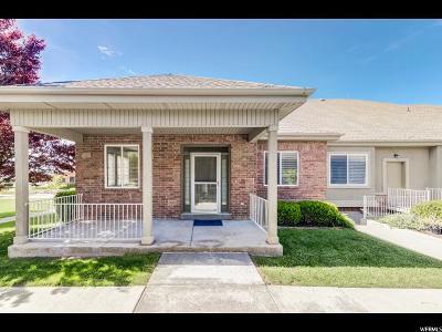 Cedar Hills Townhouse For Sale: 9566 N 4500 W