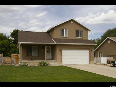 Payson Single Family Home Under Contract: 517 N 450 E