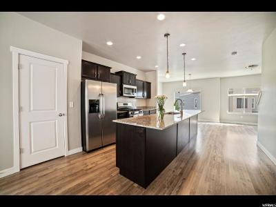 Bluffdale Townhouse For Sale: 14776 S Rising Star Way W