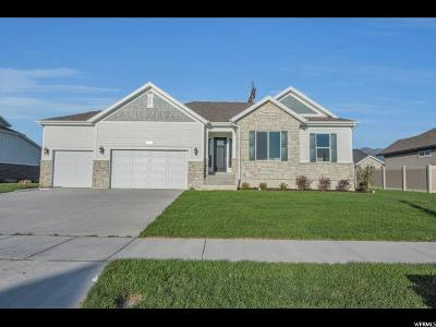 Layton Single Family Home For Sale: 677 S 1800 W