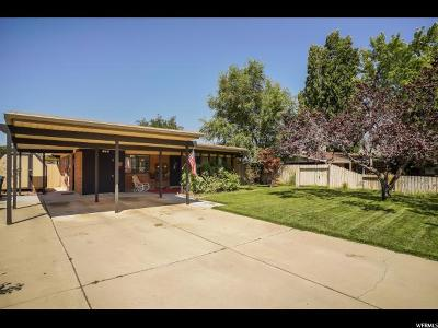 Riverdale Single Family Home For Sale: 552 W 5225 S