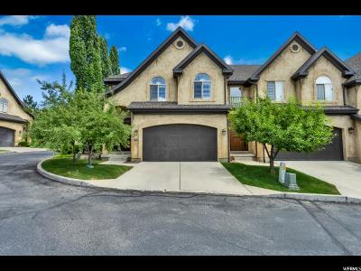 Holladay Townhouse For Sale: 4474 Archer Garden Ct