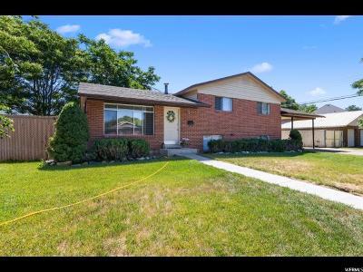 Orem Single Family Home Under Contract: 511 S 850 E