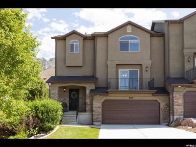 Cedar Hills Townhouse Under Contract: 3818 W Morgan Bvld