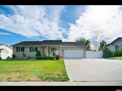 Springville Single Family Home For Sale: 1007 N 600 E