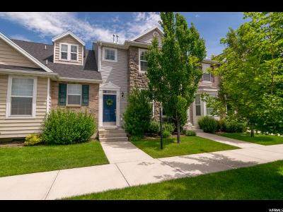 Provo Townhouse Under Contract: 1254 W 200 N