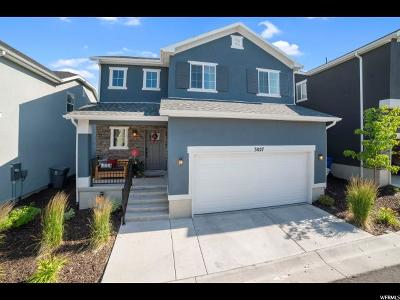 Saratoga Springs Single Family Home For Sale: 3027 S Willow Creek Dr