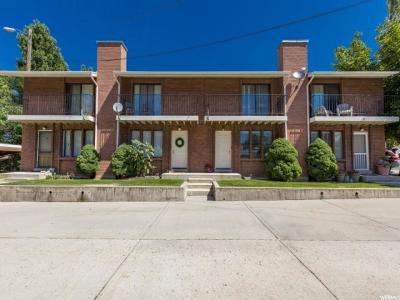 Bountiful Multi Family Home Under Contract: 704 S Orchard Dr