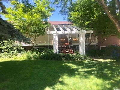 Orem Single Family Home For Sale: 444 W 610 S