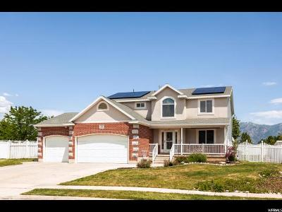 Clearfield Single Family Home Under Contract: 2165 S 725 E