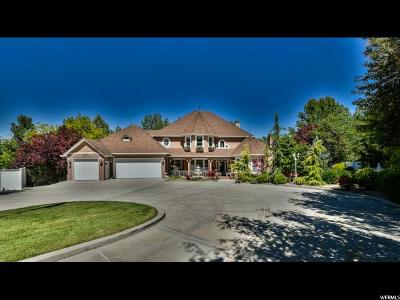 South Jordan Single Family Home For Sale: 1196 W Burton Trail Cir