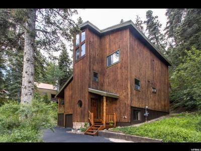 Park City Single Family Home For Sale: 130 Lower Evergreen Dr