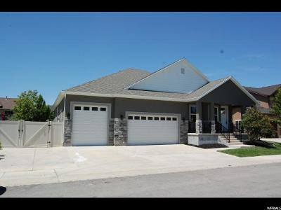 Herriman Single Family Home For Sale: 14652 E Quiet Glen Dr Dr