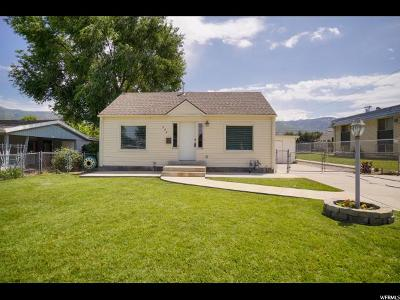 Bountiful Single Family Home For Sale: 135 S 300 W