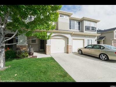 Wasatch County Townhouse For Sale: 211 E Greenfield Circle #119