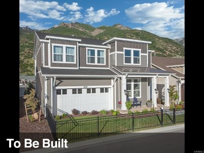 Cottonwood Heights Single Family Home For Sale: 3477 E Breton Ln S #133