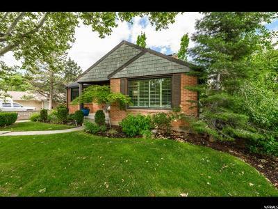 Salt Lake City Single Family Home Backup: 3170 S 1940 E