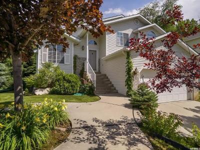 South Ogden Single Family Home Under Contract: 1346 E 5150 S