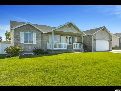 West Jordan Single Family Home For Sale: 4585 Balsam Pine Dr