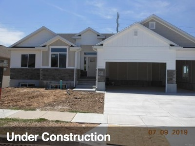 South Weber Single Family Home Under Contract: 6879 S Canyon Meadow Dr E #41
