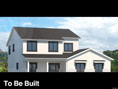 Springville Single Family Home For Sale: 124 N 800 W #7