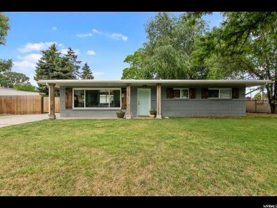 Orem Single Family Home For Sale: 1524 S 850 E