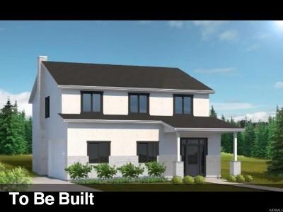 Springville Single Family Home For Sale: 55 N 800 W #14