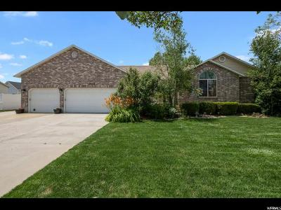 West Jordan Single Family Home Under Contract: 8938 S Sun Leaf Dr