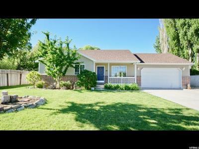 Santaquin Single Family Home Backup: 43 W 430 S