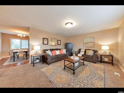 Clearfield Single Family Home For Sale: 416 W 2400 S