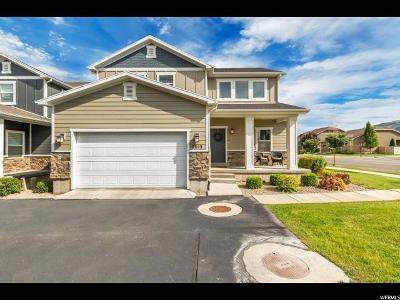 Herriman Single Family Home For Sale: 5409 W Cherry Breeze Ct