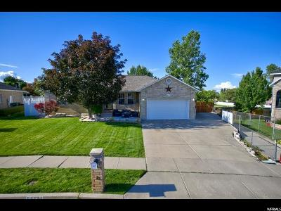 Roy Single Family Home Under Contract: 5734 S 2250 W